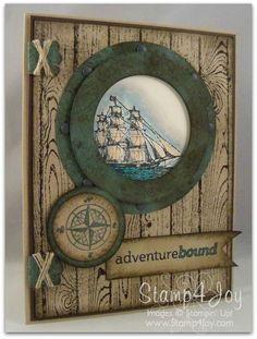 Adventure Bound - blog.Stamp4Joy.com