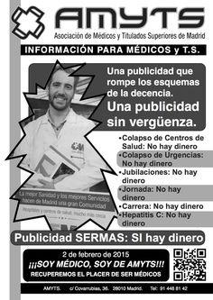 Boletín Informativo Diario de AMYTS del 10-02-205.Más sobre la campaña sinvergüenza de la CAM http://www.sic-sl.com/prensa/amyts/#2015-02-10
