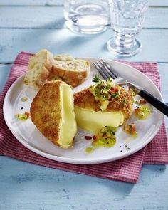 Selbst gemacht am allerbesten: Gebackener Camembert