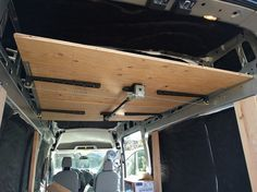 Advanturing:  The Build - Page 3 - Ford Transit USA Forum