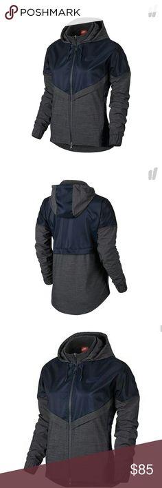 Nike Damen Windrunner Loose Fit Jacket black Nike Übergangsjacke für Frauen