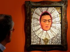 Queen of the selfie: The enduring allure of Frida Kahlo - CNN.com