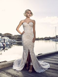 See the Nile bridal gown in Melbourne! Wedding Dress Shopping 1985cd31d72f