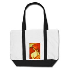 Pensive Lady In Orange Impulse Tote Bag Dreamy Moments series With her back turned, a lady in orange glances wistfully into the middle distance dreaming about what might have been and what yet might still be.