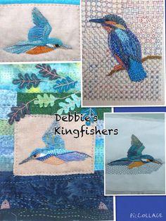 Kingfishers by Debbie 2014