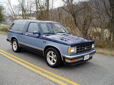 '89 S10 Blazer