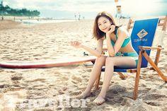 Park Soo Jin in The Traveller