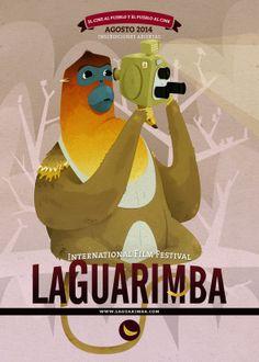 "Cartel LaGuarimba Film Festival. ""El Santo Job"""