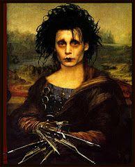 Mona Lisa Parodies #Joconde