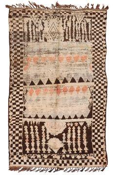 vintage rug - love the tones...
