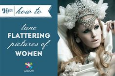 Three Tips for Taking Flattering And Empowering Pictures Of Women