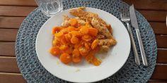 Hähnchenfilet mit Mohrrüben auf Kochen-verstehen.de