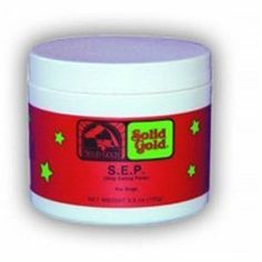 Solid Gold S.E.P. (Stop Eating Poop) 3.5oz by Solid Gold. $14.69. Stop Eating Poop contains Glutamic Acid to deter dogs from eating their own stool. Yucca helps control stool and urine odor. Peppermint and parsley help to eliminate bad breath.. Save 22%!