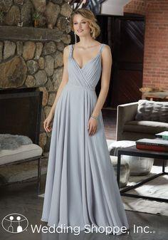 9e3cfb1b971 Mori Lee Bridesmaid Dress 21588