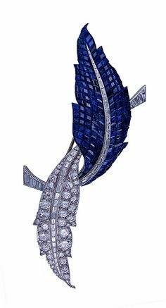 Van Cleef & Arpels Jewelry by Clive Kandel, via Flickr