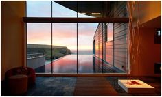 The Scarlet Hotel in Cornwall is a luxury spa, a 'seaside retreat for adults' and most importantly is built to the highest eco standards, making this kind of indulgence truly guilt-free...