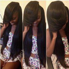 isn't this cute,loving this hair <3
