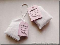 Sacchetti lavanda