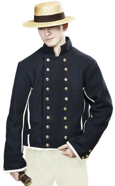 HMS Victory Cutter's Crew Tunic