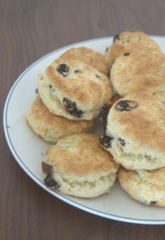 Los Postres de Teresa: Desayuno de fin de semana: Una Receta Base para 3 Scones