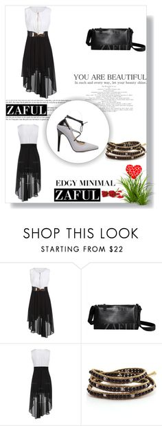 """Zaful 12/30"" by dilruha ❤ liked on Polyvore"
