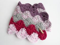 Pink, Purple and Grey Neck Warmer Pink Things, Purple Grey, Neck Warmer, Colors, Crochet, Handmade, Hand Made, Purple Gray, Colour
