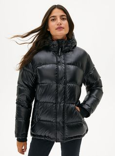 Sweatwater Boys Winter Hooded Warm Puffer Bubble Outdoors Jackets Coats