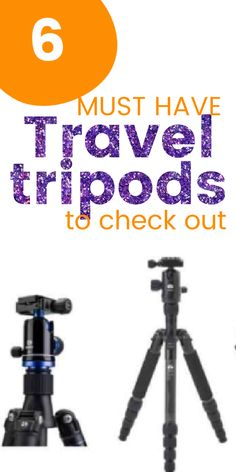 Looking for a travel tripod? This guide will help you find the best lightweight travel tripod that is compact and portable to suit your photography style, budget and activity level. #photography #cameragear #phototip #tripod #photojeepers Best Cameras For Travel, Travel Photos, Blogging Camera, Take Video, Take Better Photos, Photography Gear, Travel Videos, Photo Tips, Taking Pictures