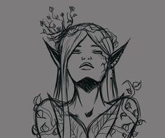 Exactly what it says. All done in Photoshop with my Huion tablet! (which I'm crazy about) Elf Druid, Im Crazy, Time Art, Art Pieces, My Arts, Photoshop, Jade, Instagram, Artworks