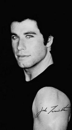 john travolta by canday