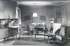 Wohnstil - 50er Jahre Der moderne 50er Jahre Entwurf - in Nordeuropa und Amerika durchgesetzt, wurde nur schleppend in Deutschland wahrgenommen.