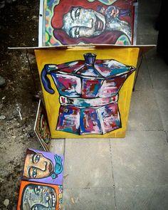 Plaza en reparaciones #arte  #obradearte  #coyoacan #cdmx #mexico #pintura #ventadearte #artforsale #art #artista #artwork #arty #artgallery #contemporanyart #fineart #artprize #paint #artist #illustration #picture  #artsy #instaart #beautiful #instagood #gallery #masterpiece #instaartist  #artoftheday  #dibujo