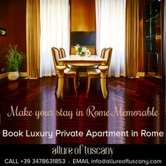 Make your stay in Rome Memorable. For more details visit  https://allureoftuscany.com/luxury-private-apartment-rome/  Book Luxury Private Apartment in Rome.  For Reservations,  CALL +39 3478631853 (or) EMAIL info@allureoftuscany.com  #rome #roma #italy #vatican #luxury #privateapartment #apartment #forrent #airbnb #stay #accommodation #rental #rent #luxurious #best #roman #holiday #vacation #Museums #Galleries #dolcevita #apartment