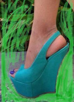 Details about  /Ladies Sweet Wedge Platform High Heel Flip Flops Seabeach Sandals Shoes pumps
