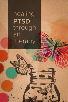 How Art Therapy Can Heal PTSD