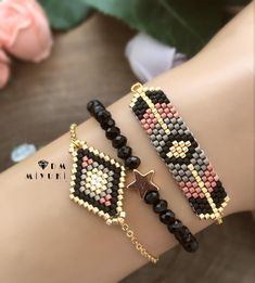 Ethnic Jewelry - Buy Tribal Jewelry, Silver Jewelry and Ethnic Handmad Bead Crochet Patterns, Beaded Jewelry Patterns, Beading Patterns, Seed Bead Jewelry, Bead Jewellery, Jewelry Crafts, Handmade Jewelry, Bead Loom Bracelets, Bijoux Diy