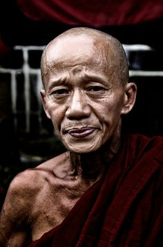 Burmese Monk - Yangon, China