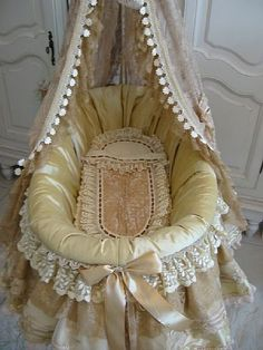 victorian baby bed - Google Search
