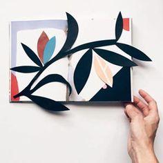 The Shape-Shifting Sketchbooks of Eva Magill-Oliver via @brwnpaperbag