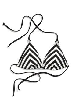 Love this chevron bikini top http://rstyle.me/n/g3zdmnyg6