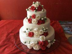 Meu bolo de noiva ...