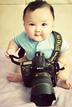 Nikon baby