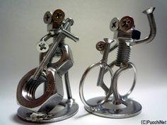 ボルタとは室蘭が誇る愛らしい鉄人形