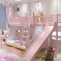 Little Girls Bedroom Ideas Bedrooms Is Designed For Two Little