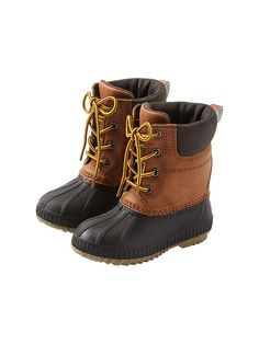 Duck boots Product Image