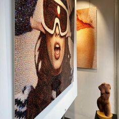 A l'occasion de son vernissage, la galerie Artiane est ravie de vous accueillir ce samedi 2 novembre dès 18h 🥂  Venez découvrir le travail et les oeuvres de nos artistes : @joel_moens, @olivieroduhamel et @edgarnabla Occasion, Les Oeuvres, Cool Art, Art Gallery, Animals, November 2, Artists, Art Museum, Animales