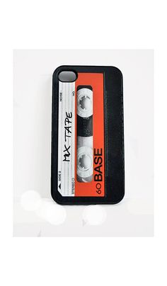 i Phone Cassette tape Hard Case..I wish they made this for Androids!!!