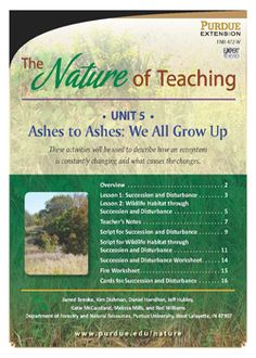 awesome nature lesson plans