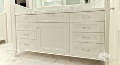 Vanity Drawers Bathrooms Pinterest Vanities And Drawers