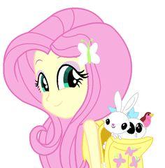 :.EQUESTRIA GIRLS.: - Fluttershy by PastelDovePonyArtist.deviantart.com on @deviantART Fluttershy, Mlp, Rainbow Rocks, Lalaloopsy, My Little Pony Friendship, Equestria Girls, Ponies, Smurfs, Disney Characters